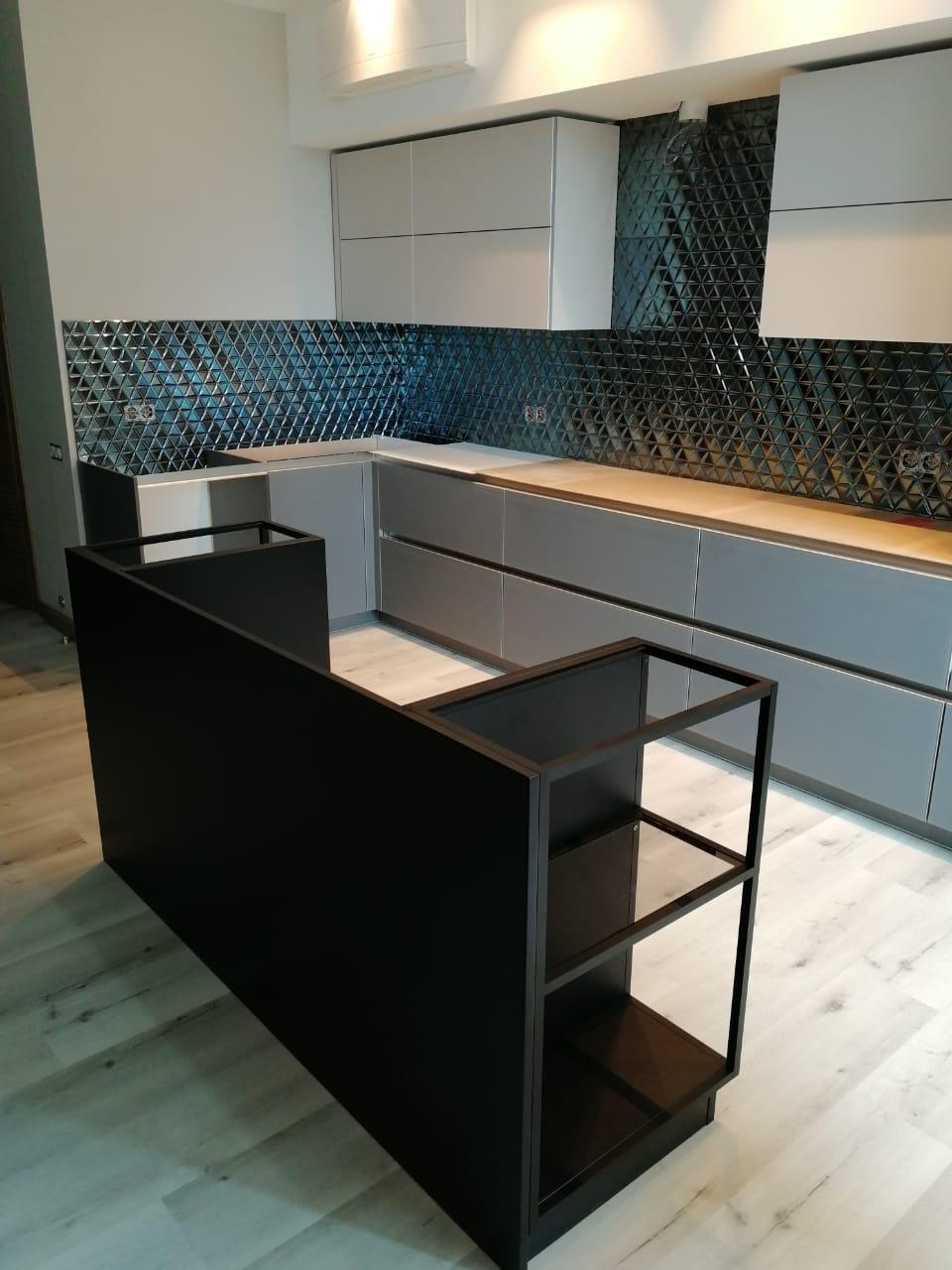 Кухня lube модель clover 2