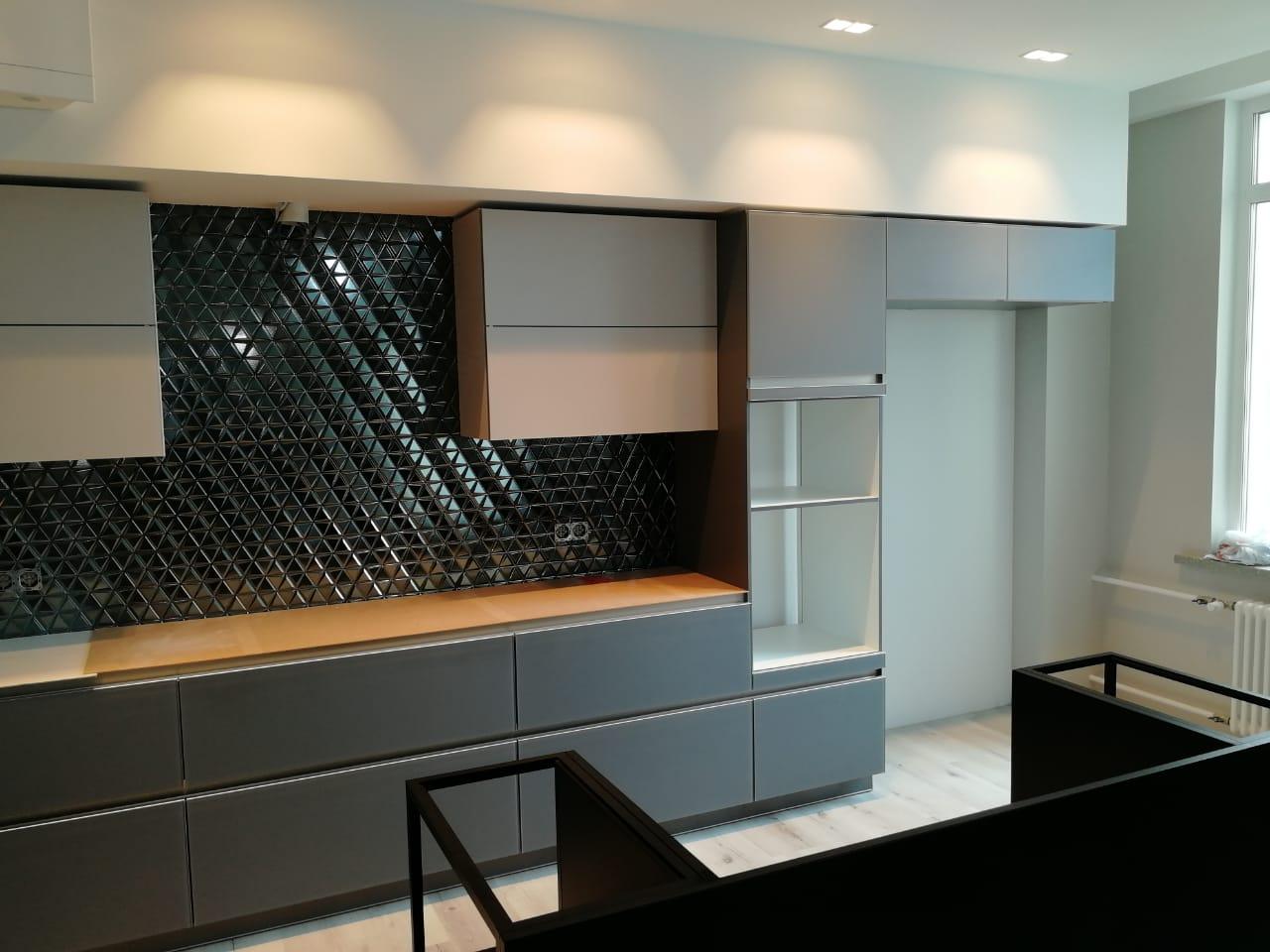 Кухня lube модель clover 1