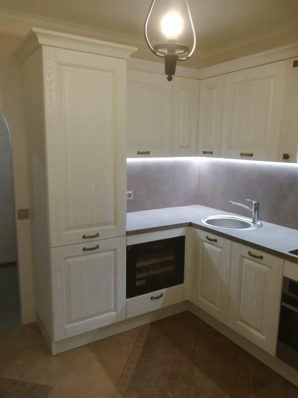 Кухня lube модель LAURA 2