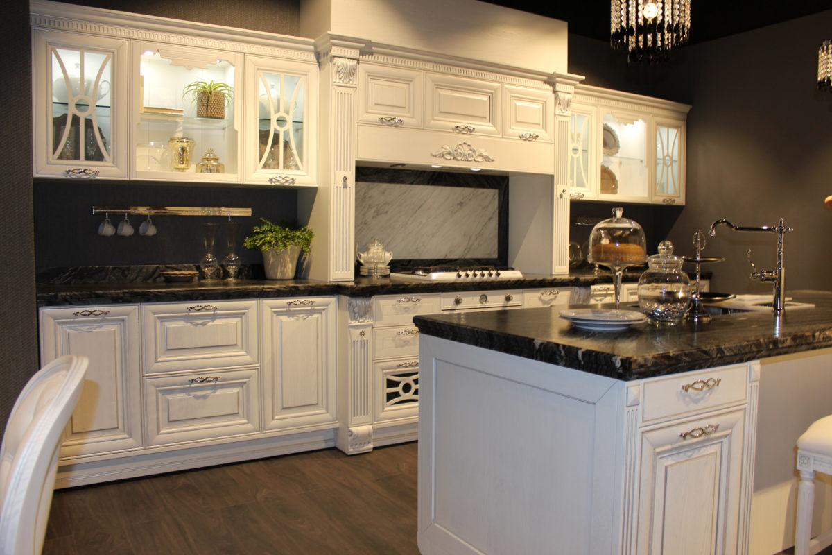 Кухня lube модель PANTHEON 1