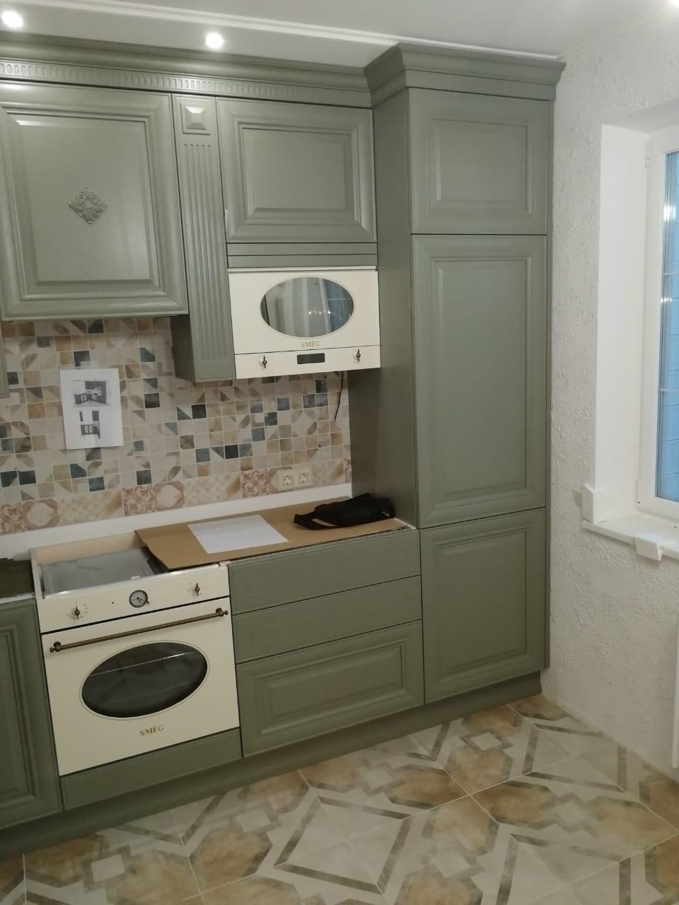 Кухня lube модель PANTHEON 2