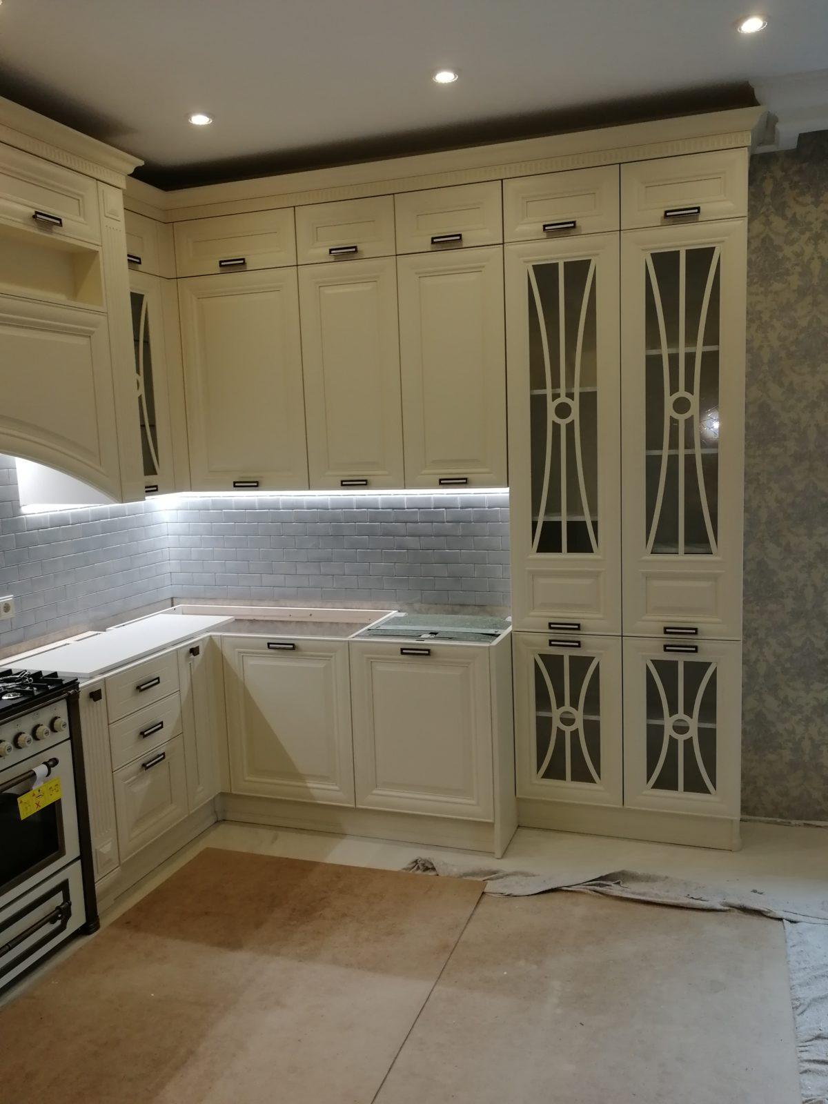 Кухня lube модель PANTHEON 3