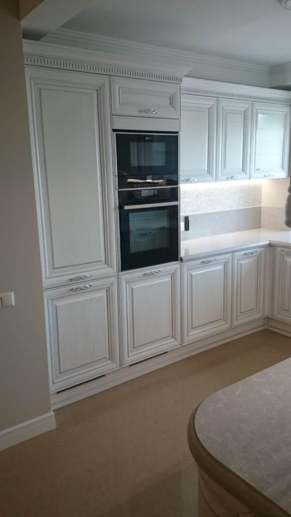 выполненные работы кухни lube фото 1