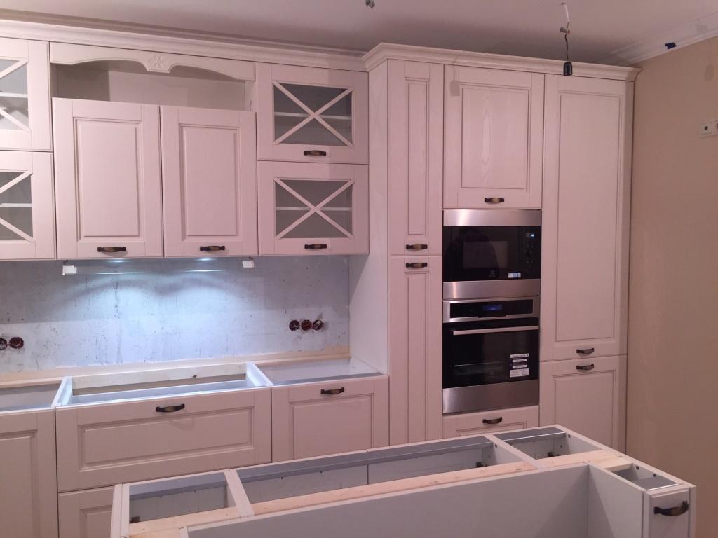 выполненные работы кухни lube фото 8