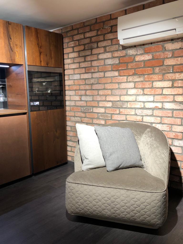 кресло в салоне cucine lube фото 1