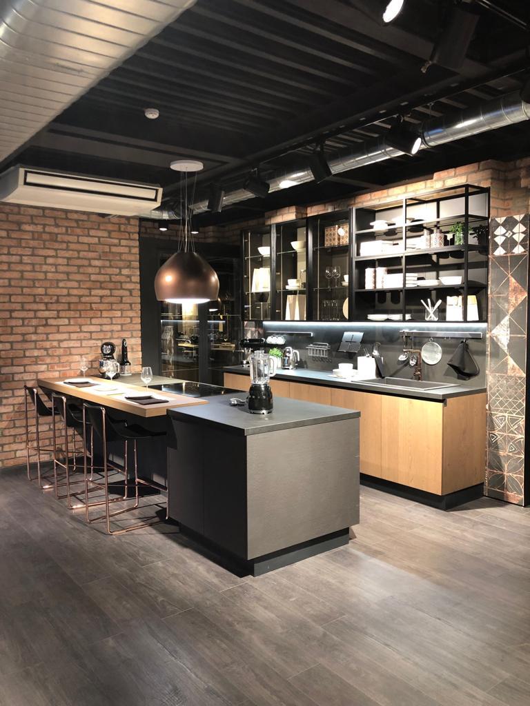 образец кухни в салоне lube фото 5